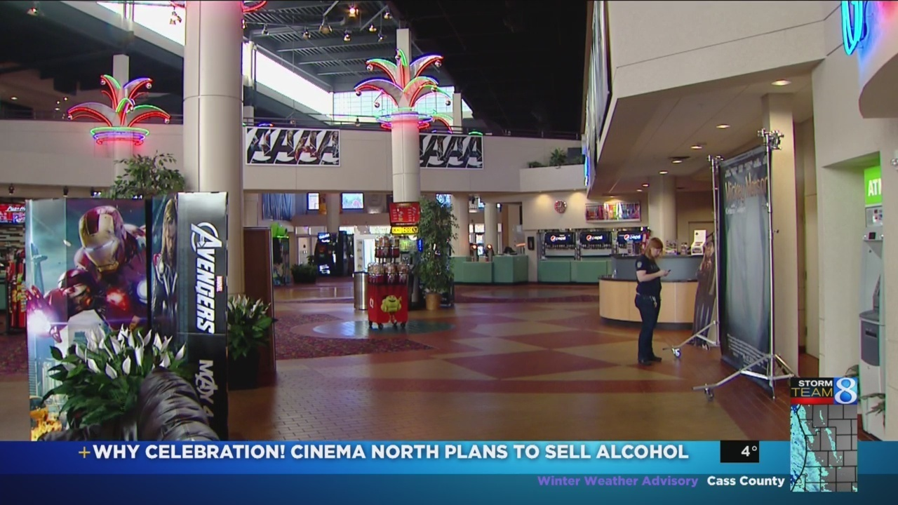 Celebration Cinema North To Sell Alcohol To Moviegoers