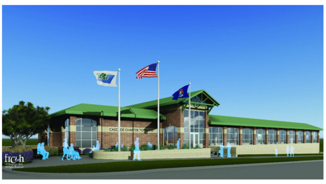 Proposed $7.5M Cascade Township hall sparks outrage