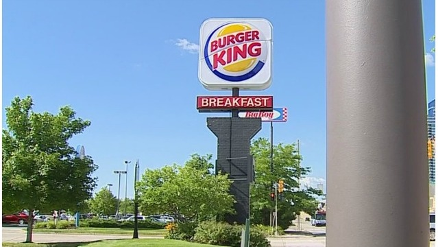 Grand Rapids Paying Thousands To Move Burger King Sign