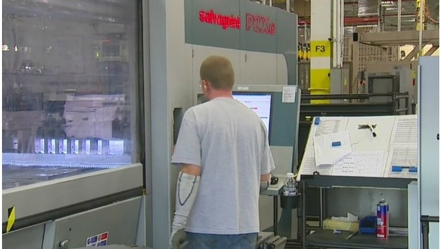 Early college program works to fill manufacturing jobs
