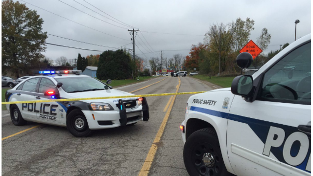 Police investigating after body found in Portage