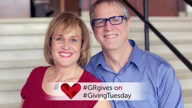 It's not too late to give on Giving Tuesday