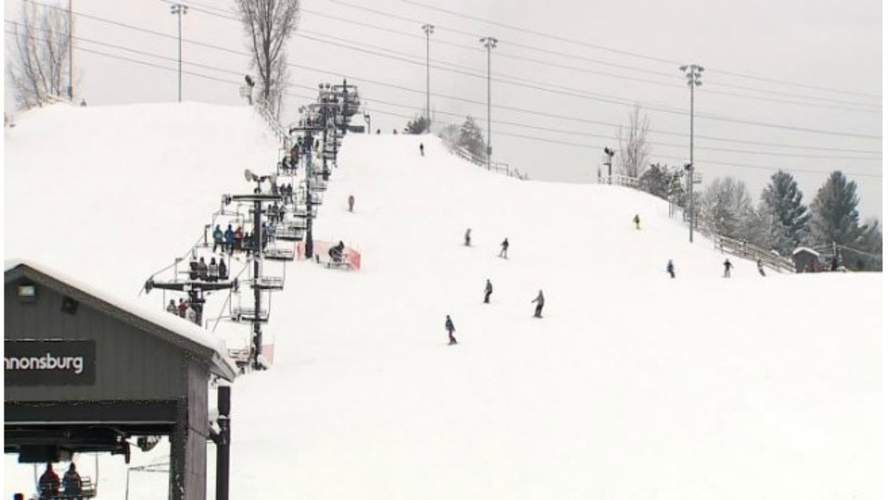 cannonsburg has earliest opening day in seven years