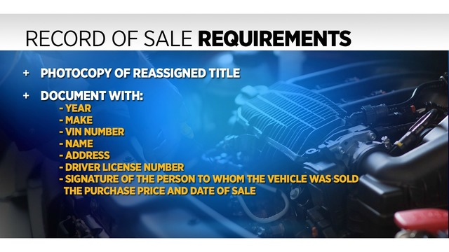 imágenes de how to sell a vehicle with electronic title