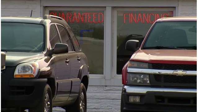 Target 8: Can a used car dealer keep your down payment?