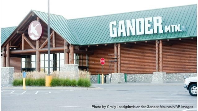 Gander Mountain's new CEO releases list of stores to stay open