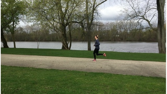 Group taps healing power of running for River Bank Run