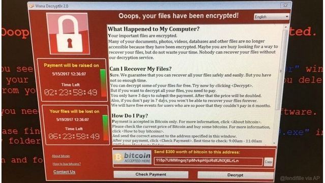 White House adviser says NKorea behind big ransomware attack