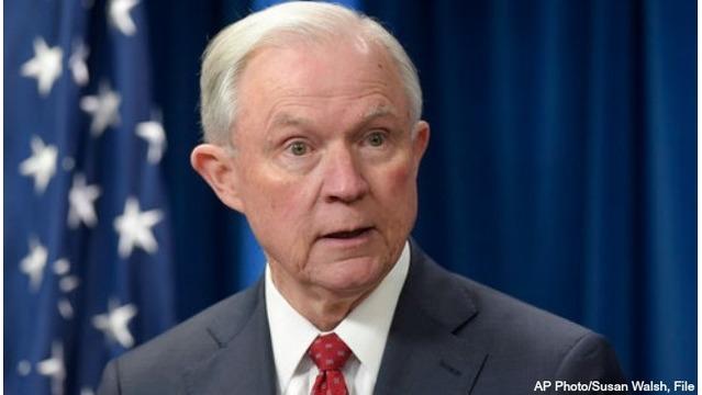 Sessions to testify as Republicans prod Trump on tapes