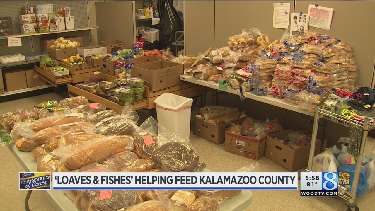 Loaves Fishes works to feed greater Kalamazoo WOODTV
