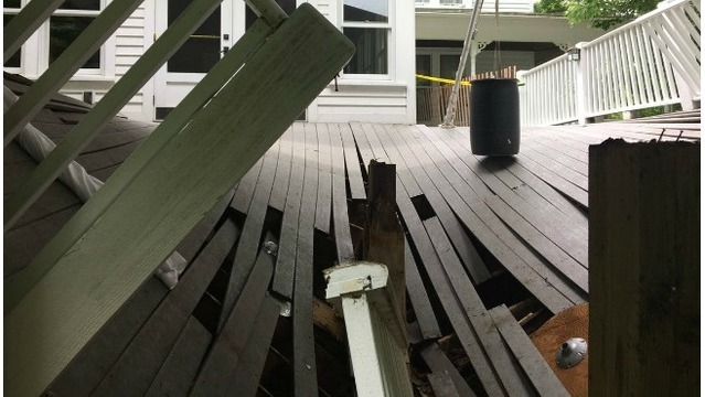 Weaver House deck collapse 4 061617_355190