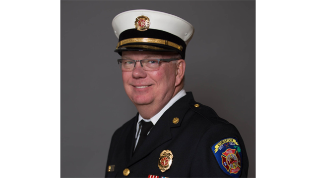 Charge filed in Comstock Twp. fire chief's death
