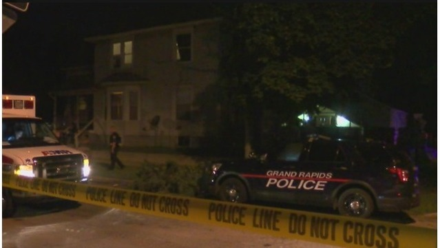 Shots fired into Grand Rapids home; 2 teens injured