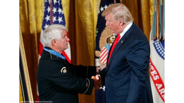 NOT SIZED James McCloughan Medal of Honor 073117_378469