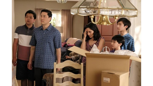 Tune in for an epic Fresh Off the Boat season finale