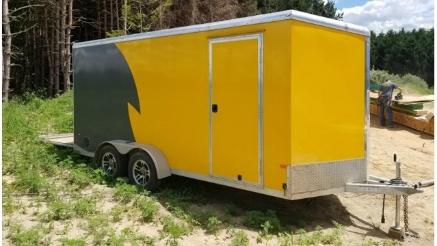 Trailer stolen from St. Joseph Co. construction site