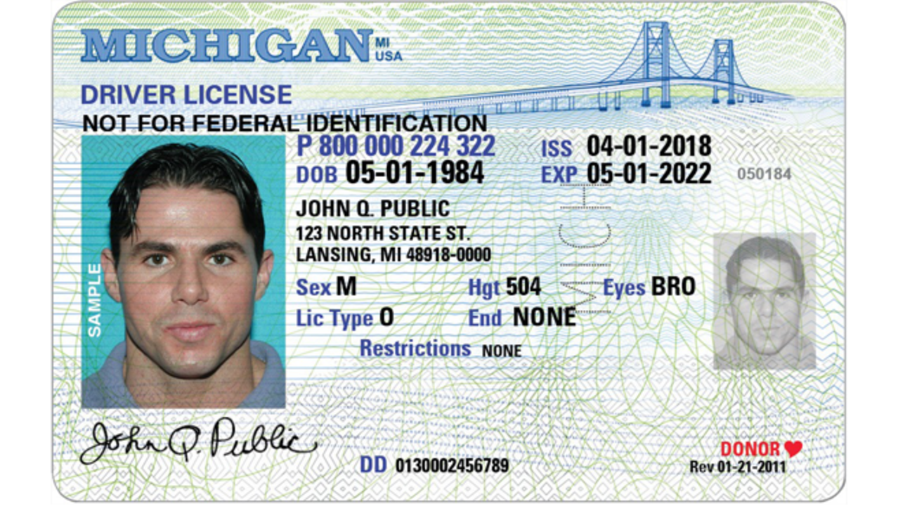 Michigan Starting 1 Gallery Monday Licenses Driver's New Issuing