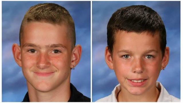 Coldwater police: Missing brothers found