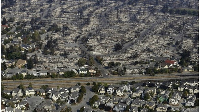 Winds expected to drive next wave of deadly California fires