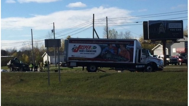 2 ejected, killed in Muskegon County crash