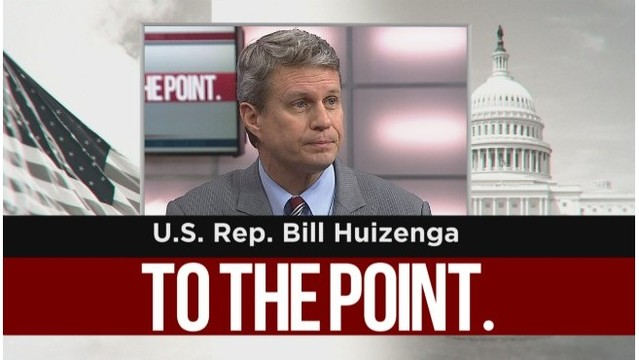 To The Point: Huizenga talks GOP tax plan