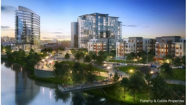 Proposal for Grand Rapids' 201 Market Ave. revealed