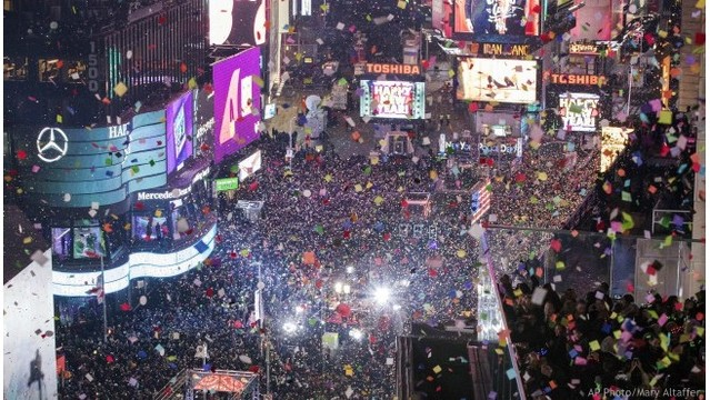 Recent deadly attacks mean tight security for NYC New Year's