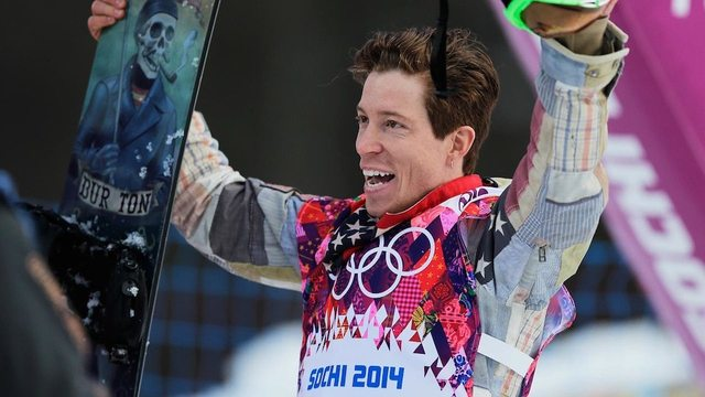 Bruised, not beaten, Shaun White back for another shot at gold