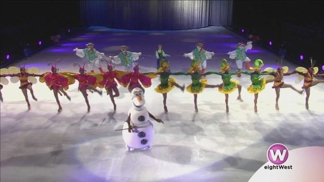 All your Disney favorites on the ice at Van Andel Arena