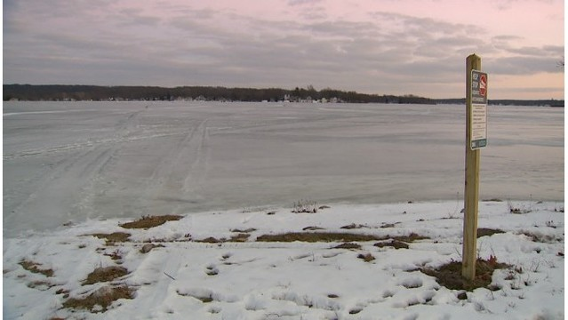 Thin ice a concern going into 'free fish' weekend