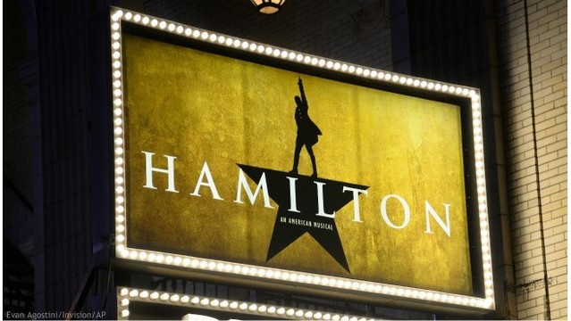 'Hamilton' coming to Broadway Grand Rapids