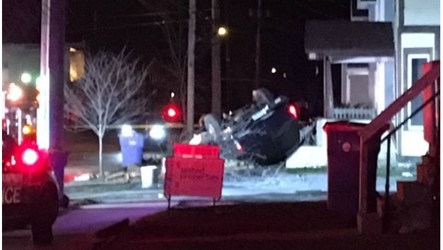 2 killed after SUV crashes into GR house