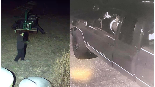 Lawn equipment stolen from Allegan Co. business
