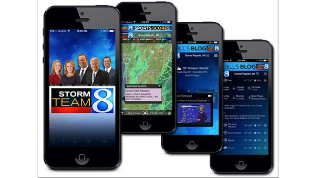 Download the Storm Team 8 weather app