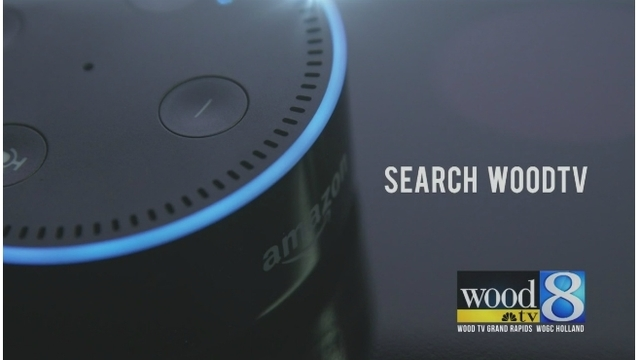 'Alexa, what's in the news?'