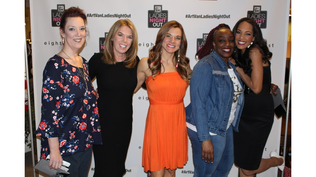 2018 Ladies Night Out guest photos