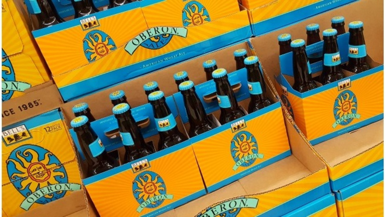 Sip of summer: Bell's Oberon is back Monday