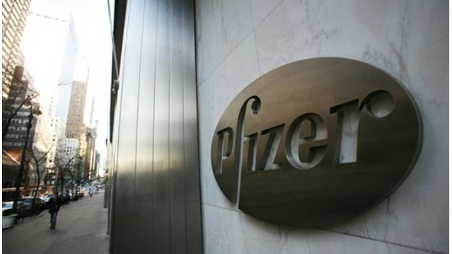 Pfizer Inc. (PFE) stock closes Yesterday with $35.04