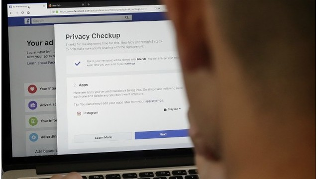 Facebook says it will update privacy controls