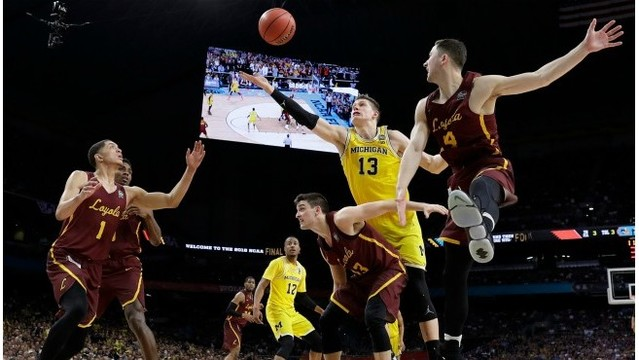 Michigan Wolverines considerable underdog in title bout