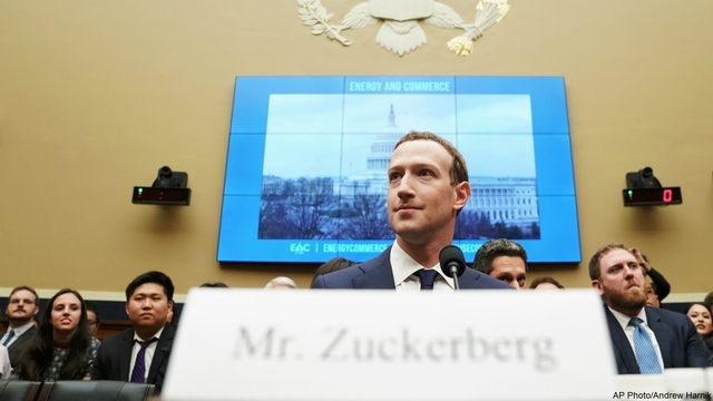 Senate Democrats and Republicans Join Forces to Criticize Facebook's Zuckerberg