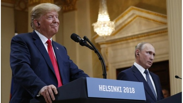 Putin Says He Wanted Trump To Win In 2016 Didnt Interfere