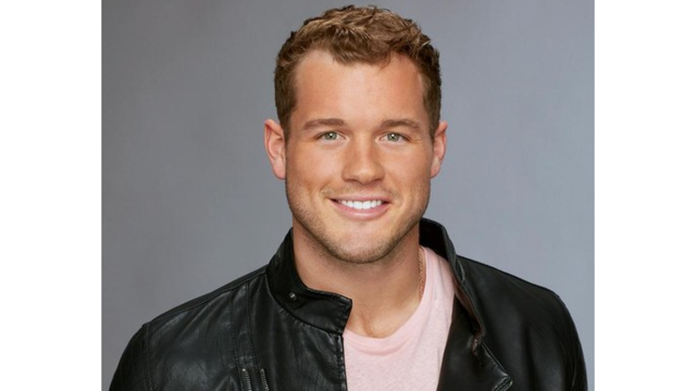 Colton Underwood named