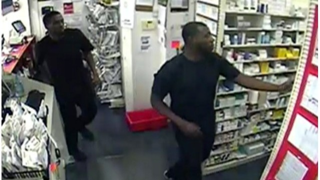 police seeking suspects in coldwater cvs robbery