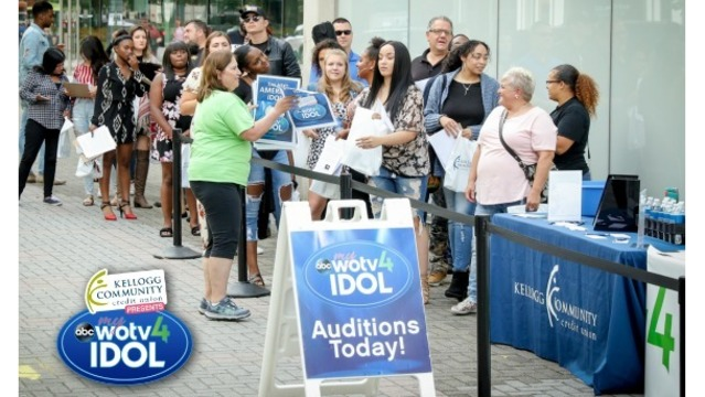 Photos: WOTV Idol auditions 2018