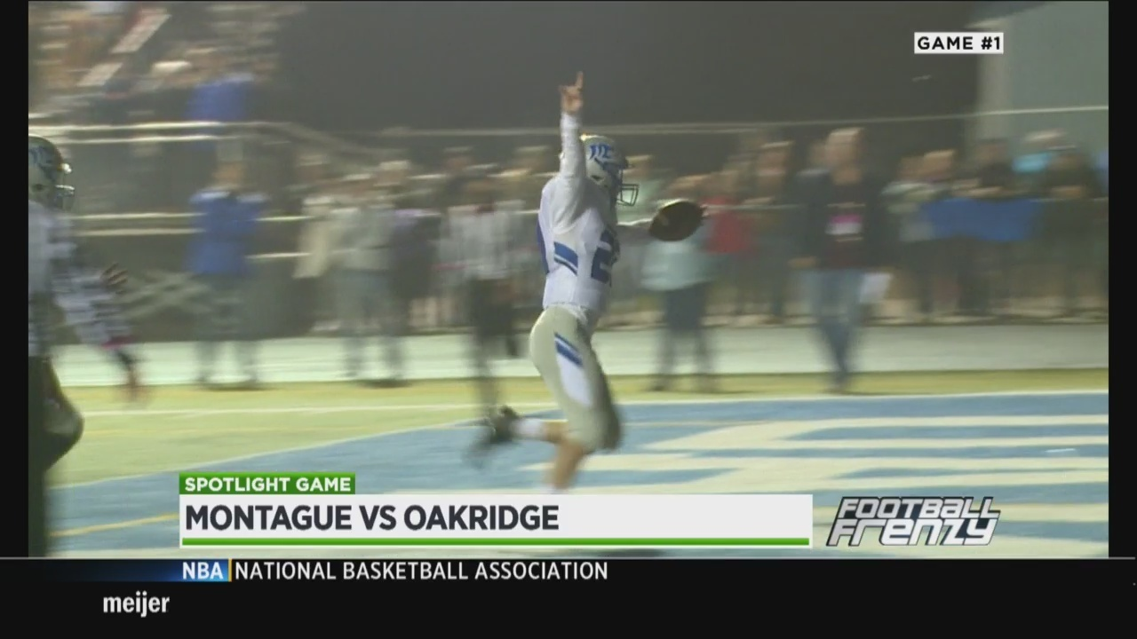 Montague Scores On Last Second Play To Steal Win