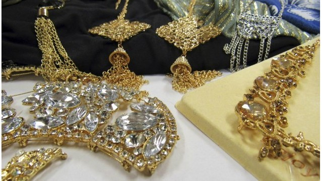 AP Exclusive: Toxic metal found in chain stores' jewelry