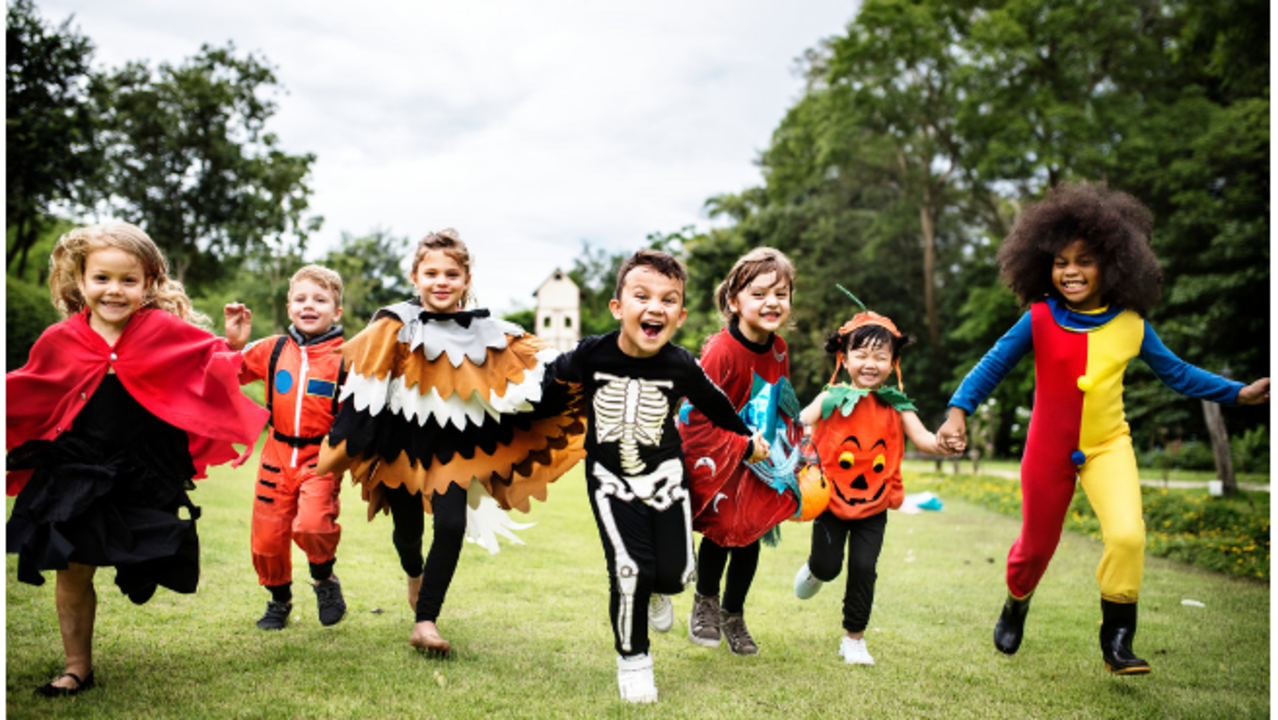 Fun Halloween Costume Ideas For The Whole Family
