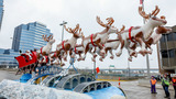 Photos: Art Van Santa Parade in Grand Rapids
