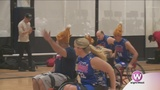 Grand Rapids Drive athletes play to support MFB wheelchair basketball